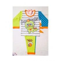 Wardrobe Desire 2 Pcs Suit For Kids - Multicolor