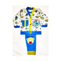Wardrobe Desire Cool Kids Suit - Blue