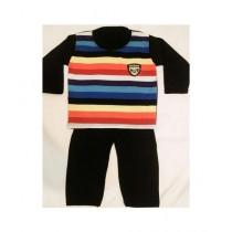 Wardrobe Desire Full Sleeves Suit For Boys - 2Pcs