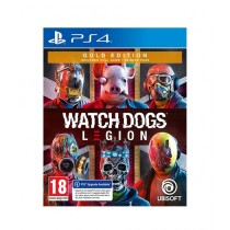 Watch Dogs Legion Gold Edition Game For PS4