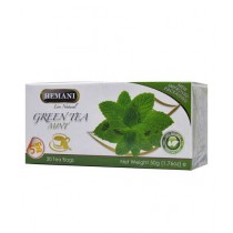 WB By Hemani Mint Green Tea 20 Tea Bags