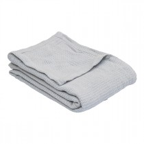 Home N Baby Raven Throws Blanket - Gray