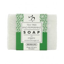 WB By Hemani Tea Tree & Peppermint Organic Soap 150gm