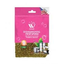 WBM Home Dishwashing Mesh Sponge 1 pcs