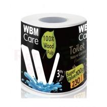 WBM Care Toilet Paper 3 Ply 100g