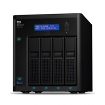 WD My Cloud EX4100 Expert Series 24TB Network Attached Storage (WDBWZE0240KBK)