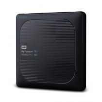 WD My Passport Wireless Pro 3TB External Hard Drive Black (WDBSMT0030B)