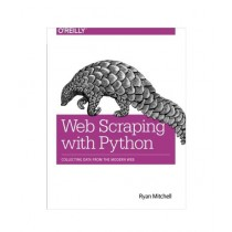 Web Scraping with Python Book 1st Edition