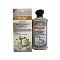 Wellice Garlic Anti Dandruff Shampoo 400g