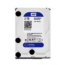 Western Digital Blue 2TB SATA PC Desktop Internal Hard Drive (WD20EZRZ)