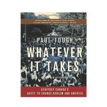 Whatever It Takes Book 1st Edition