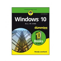 Windows 10 All-In-One For Dummies Book 2nd Edition