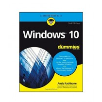 Windows 10 For Dummies Book 2nd Edition