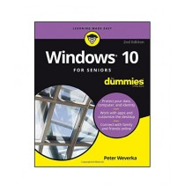 Windows 10 For Seniors For Dummies Book 2nd Edition