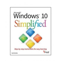 Windows 10 Simplified Book 1st Edition