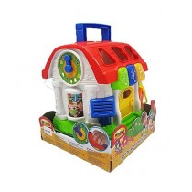Winfun 772 Sort N Learn Activity House With Light & Sound (PX-10118)