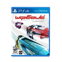 Wipeout Omega Collection Game For PS4