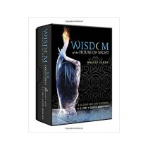 Wisdom of the House of Night Oracle Cards Book