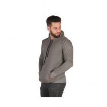 Wokstore Garments Kangru Hoodie For Men Charcoal
