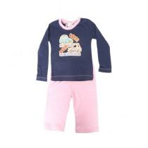 Wokstore Garments Pajama & T-Shirt For Kids Multicolor (0093)