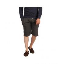Wokstore Garments Sleeping Short For Men Charcoal