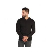 Wokstore Garments Zipper Sweatshirt Black