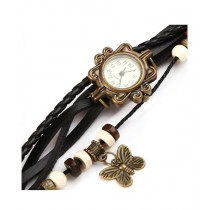 The Mart One High Quality Women's Watch Black