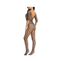 Women's Store Lingerie Fishnet Full Body Stocking Nightwear