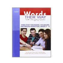 Words Their Way With Struggling Readers Book