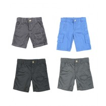 Workstore Garments Cargo Short Pack Of 4 For Kids (0139)