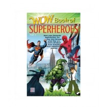 Wow Book of Super Heroes - Part 1