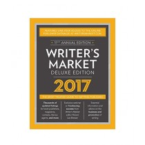 Writer's Market Deluxe Edition 2017 Book 17th Edition
