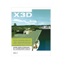 X3D Extensible 3D Graphics for Web Authors Book 1st Edition