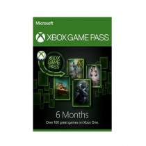 Xbox Game Pass Card - 6 Months - Email Delivery