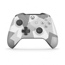 Xbox One Wireless Controller Winter Forces Special Edition