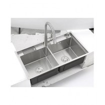 Xpert Double Bowl Sink (8245-304)