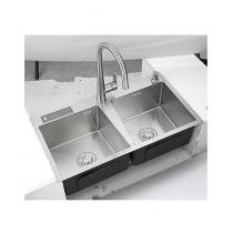 Xpert Double Bowl Sink (8245B-304)