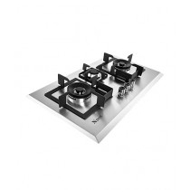 Xpert Steel Gas Hob (XST-3-1017)