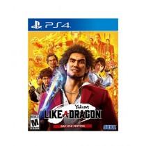 Yakuza Like a Dragon Day Ichi Edition Game For PS4
