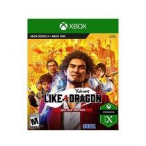Yakuza Like a Dragon Day Ichi Edition Game For Xbox One