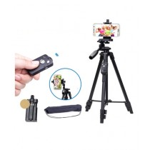 Yunteng Mini Tripod With Bluetooth Trigger (VCT-5208)