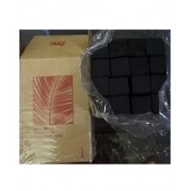 Zain China Coconut Charcoal Cube 96 Pcs