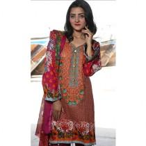 Zeenat Chottani Exclusive Women's Lawn (ZC-4A)