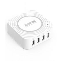 Zendure 4-Port 2-in-1 Wireless Charging Pad