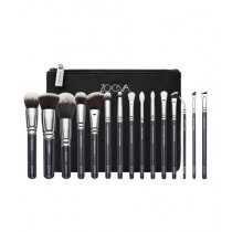 Zoeva Makeup Brushes Complete Set - 15 Pcs