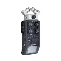 Zoom H6 6-Track Portable Voice Recorder