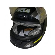 ZTC Motor Bike Helmet Black
