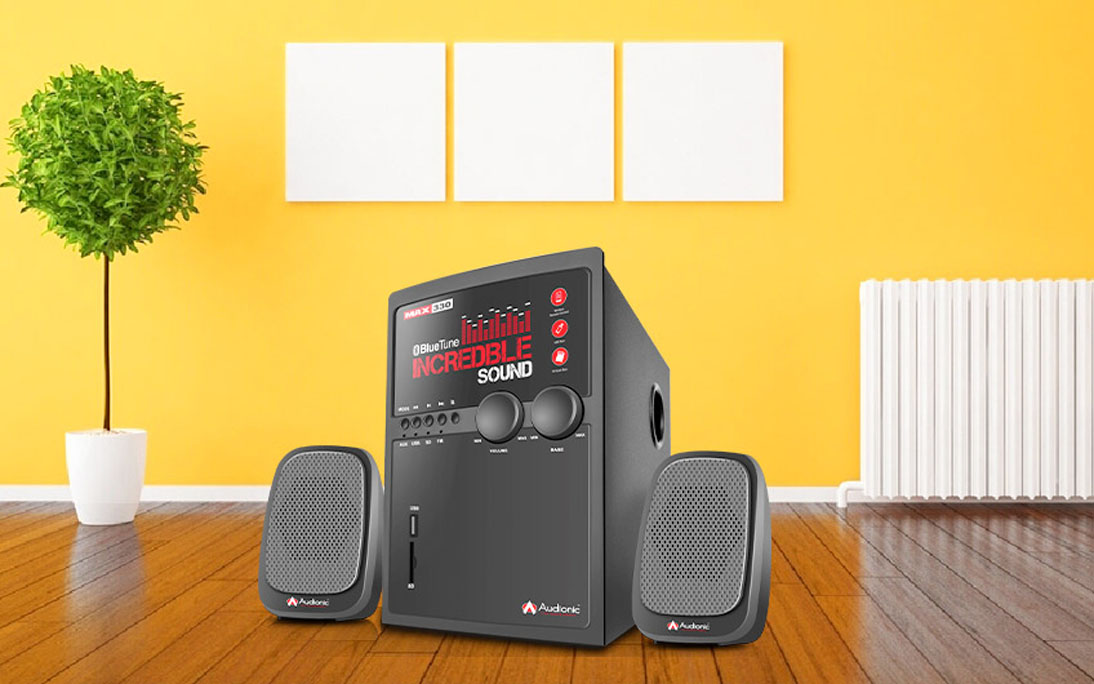 Audionic Max 330 Bluetooth Speaker Price in Pakistan | Buy Audionic  Bluetooth Speaker | iShopping.pk