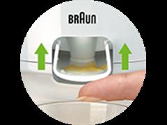Braun Tribute Collection Citrus Juicer (CJ-3050)
