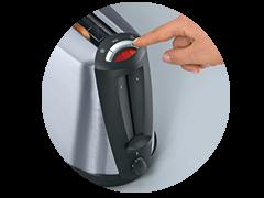 Braun 2 Slice Multi Toaster (HT-450)